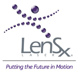 lensxlogo Femtosecond Cataract Surgery